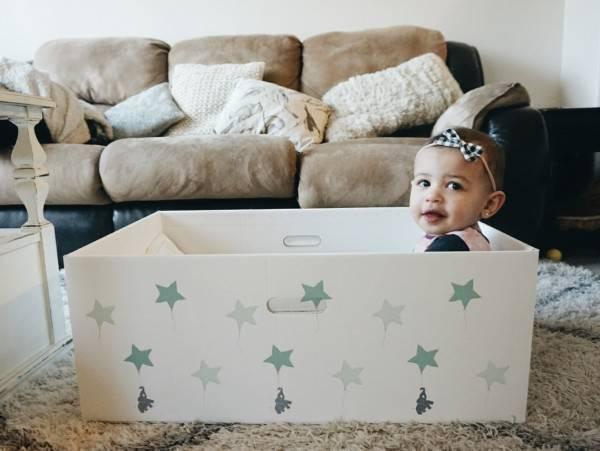 Baby Box Study | Finnbin Baby Box