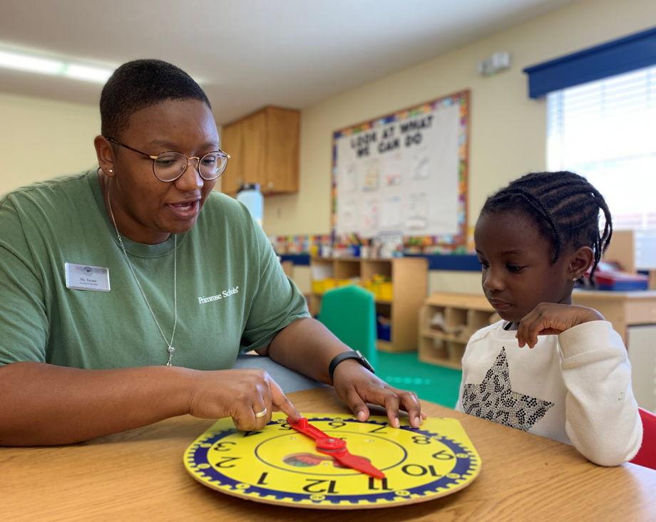 Ms. Turner , Kindergarten Teacher
