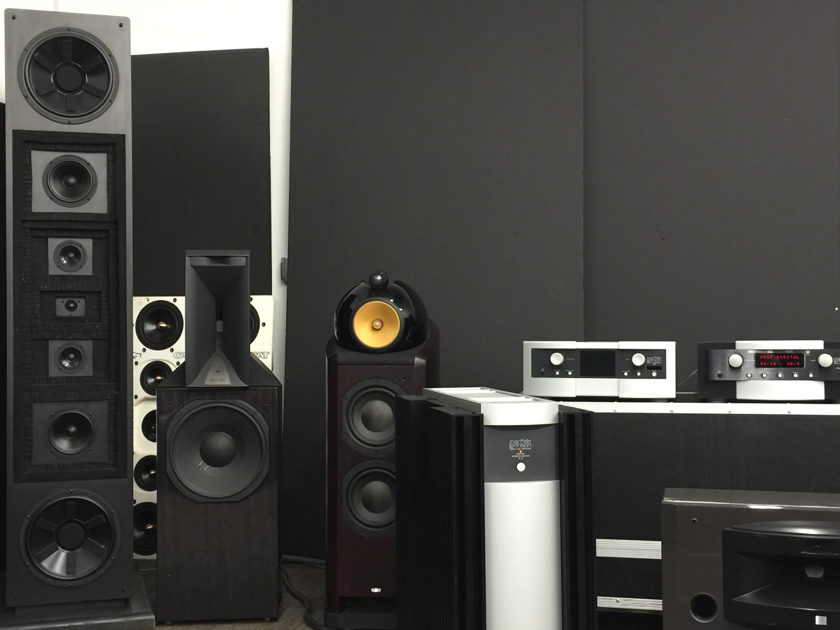 JBL Synthesis Array 1400 Speakers near San Francisco...................