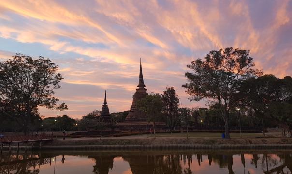 Погружение в тайскую историю - это круче чем Королевский Дворец в Бангкоке