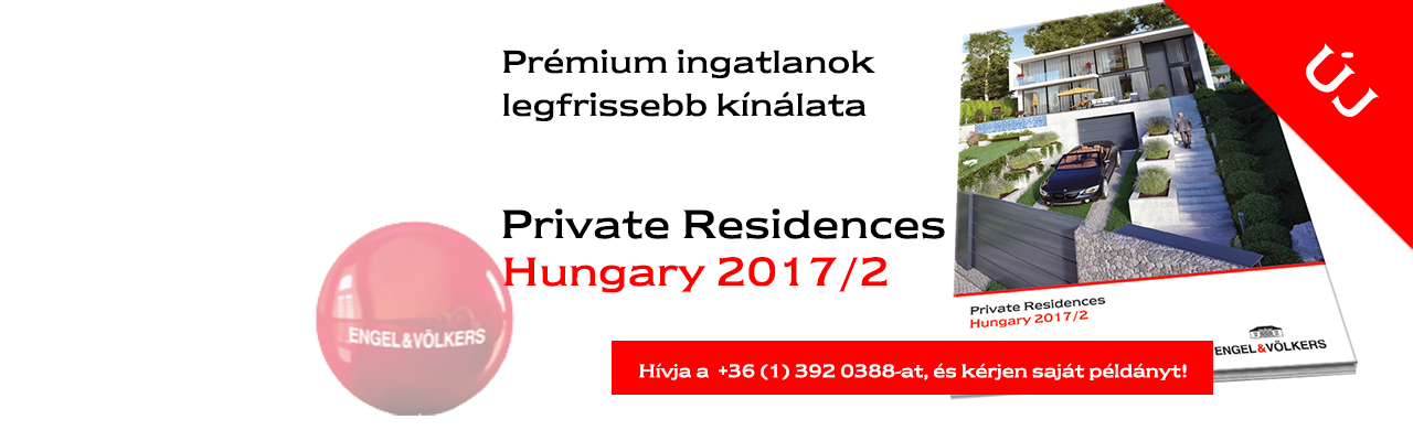 Budapest - Private Residences Hungary 2017 2