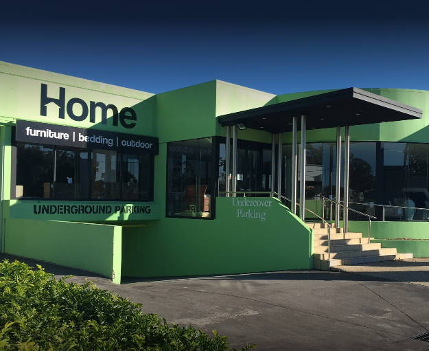 Home Furniture Bedding and Outdoor shop front