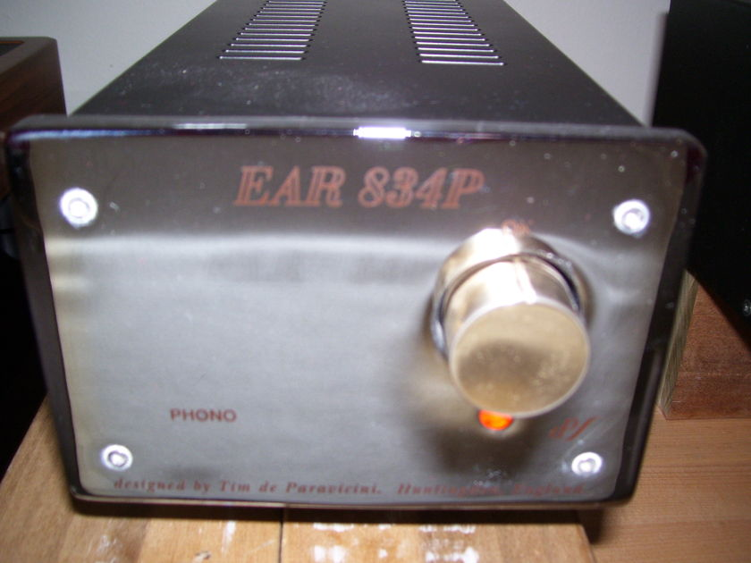 EAR  834P Deluxe-Chrome