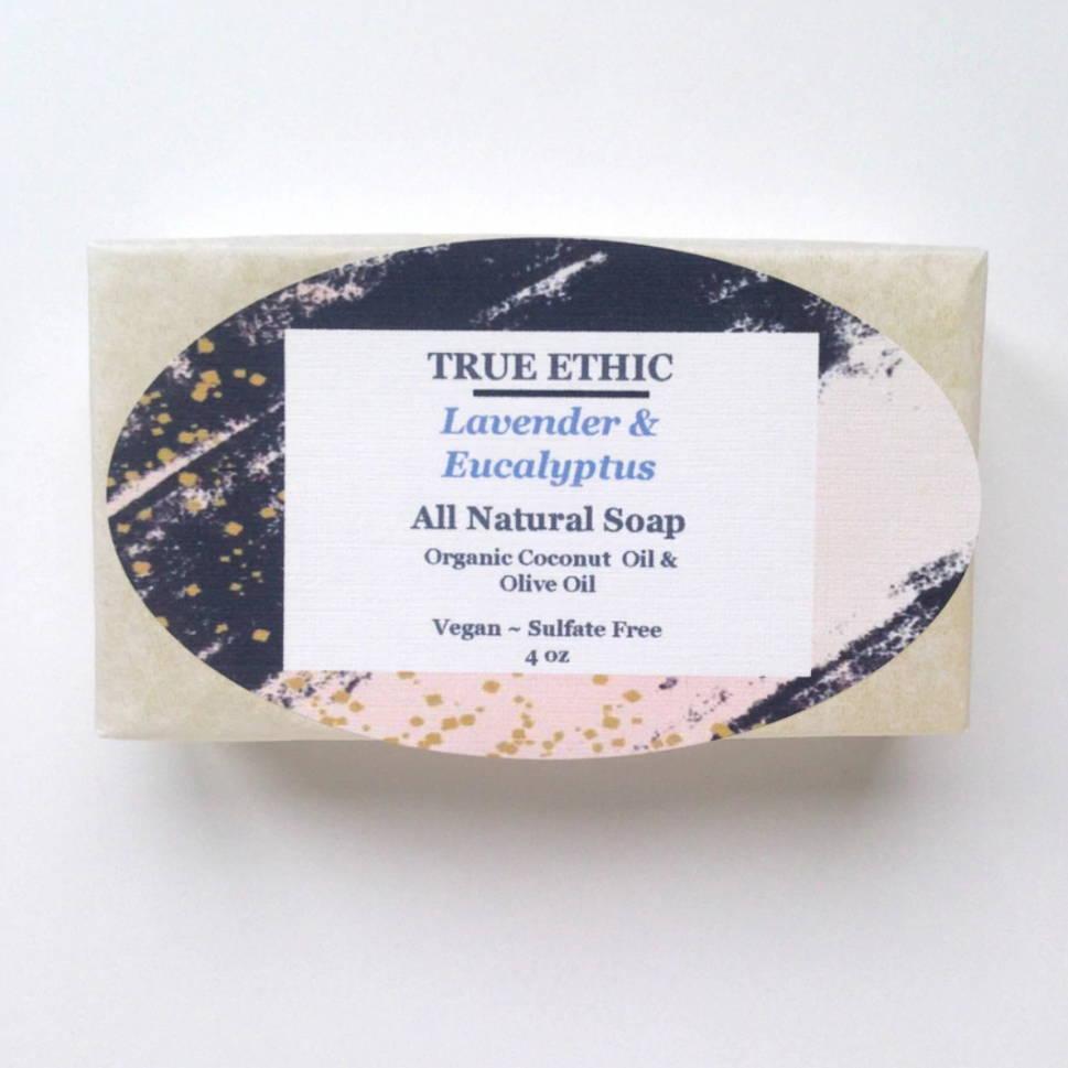 True Ethic Lavender Soap