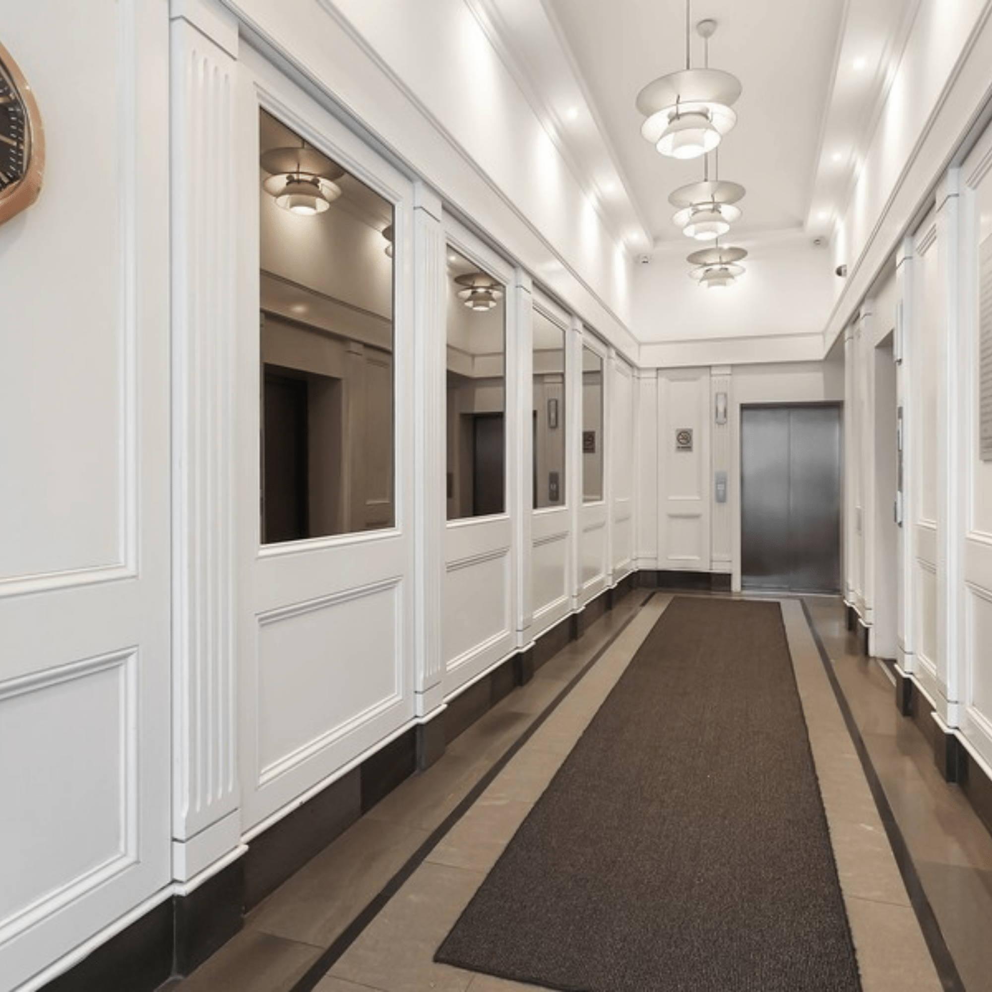 Hallway Entrance at our Australian Skin Clinic