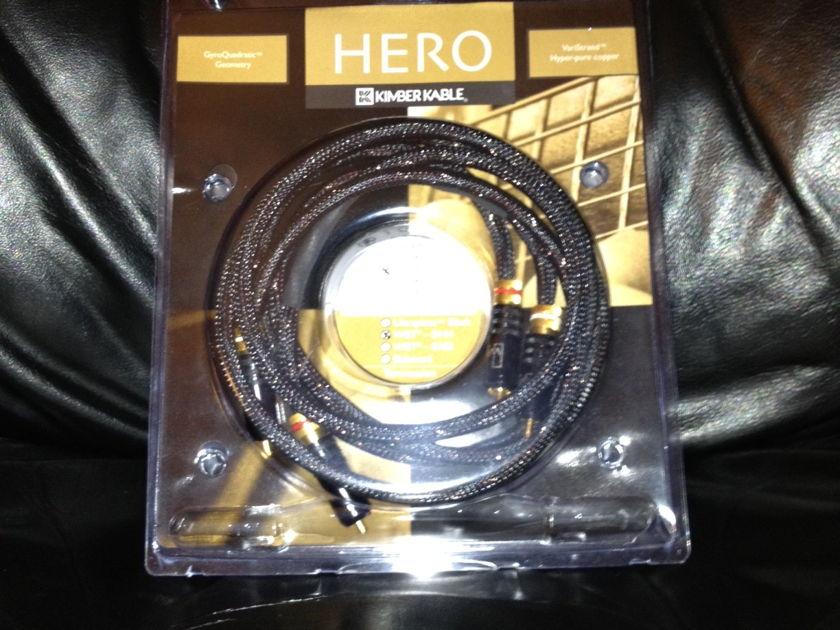 Kimber  Hero WTB-0144 rca-rca IC 1.0 meter