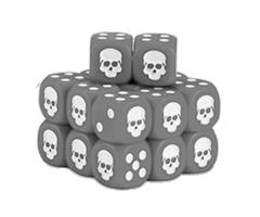 Warhammer dice
