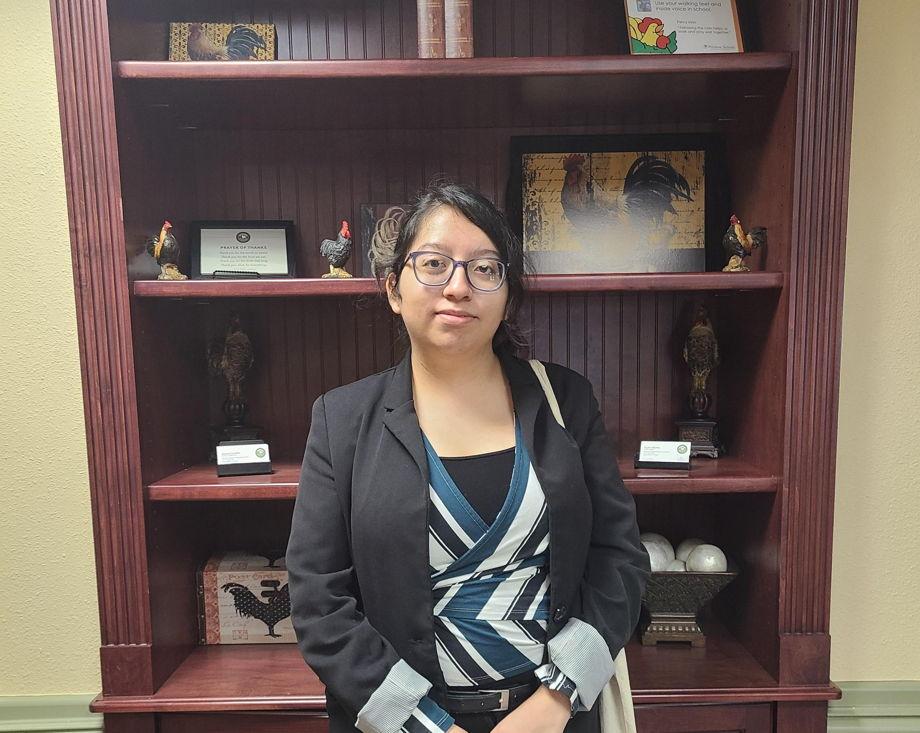Ms. Luisa , Support Teacher