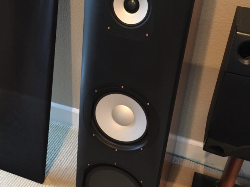 Thiel Audio CS-6  Speakers MINT LIKE NEW