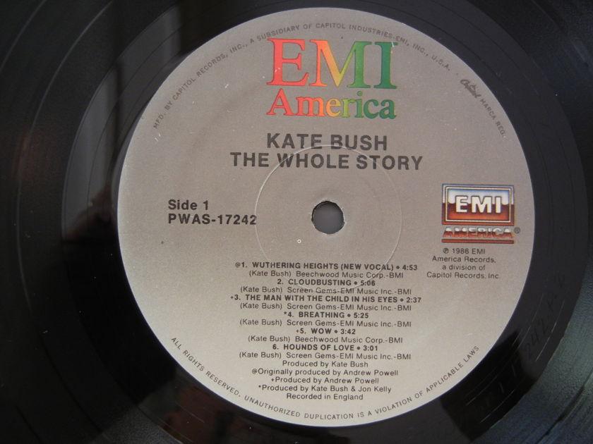 Kate Bush - EMI  PWAS-17242 The Whole Story