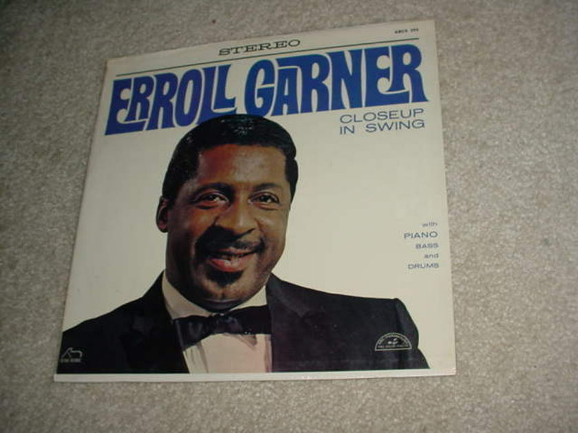 ERROLL GARNER - CLOSEUP IN SWING LP RECORD SEALED
