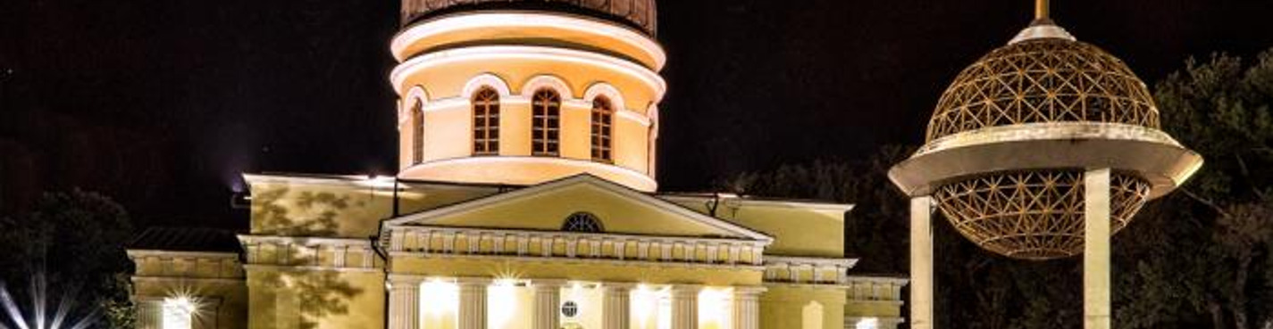 Обзорная экскурсия по Кишиневу. Для гостей столицы!