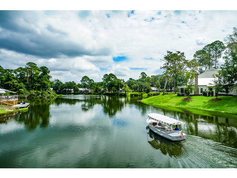 Relax in Southern Comfort at Montage Palmetto Bluff, SC