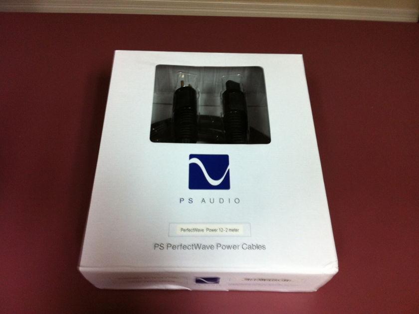 PS Audio PerfectWave AC-12 2 meters 15A IEC