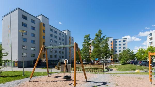 VTS-kodit, Tampere