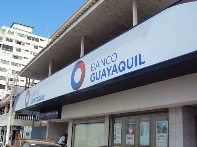 Banco de Guayaquil-Salinas