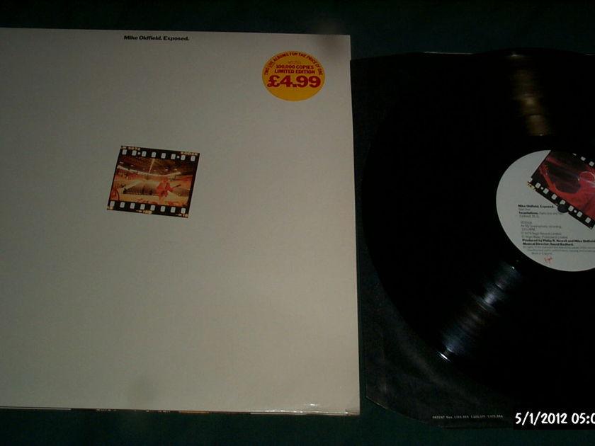Mike Oldfield - Exposed 2 LP UK SQ Quadraphonic