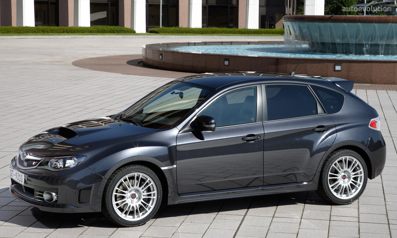 Subaru Impreza WRX 2.5 Turbo