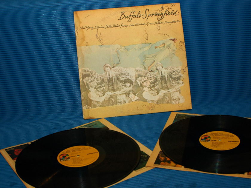 "BUFFALO SPRINGFIELD   - ""Same Title"" - ATCO 1973 very early pressing"