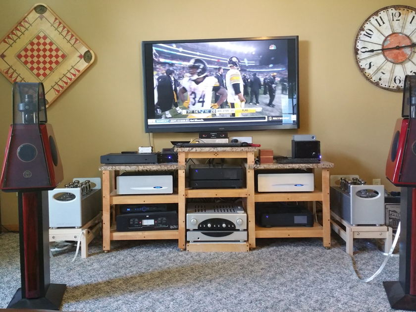 MBL 121 Amazing speakers