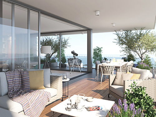 The Martinhal Residences: modern style in the heart of historic Lisbon