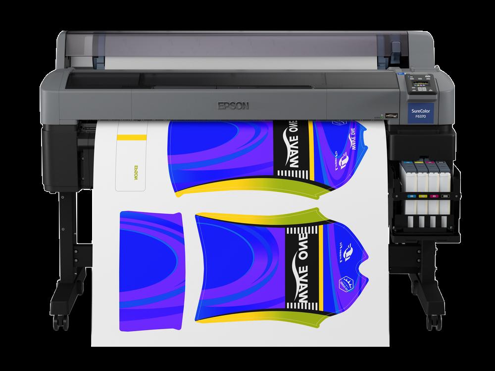 "Epson SureColor F6370 44"" Dye Sublimation Printer (Standard Edition)"