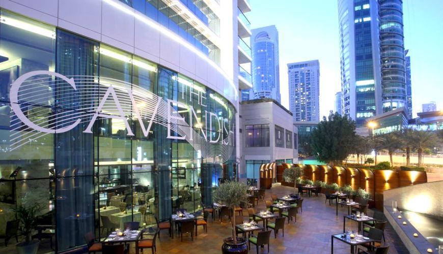 صورة The Cavendish Restaurant and Terrace