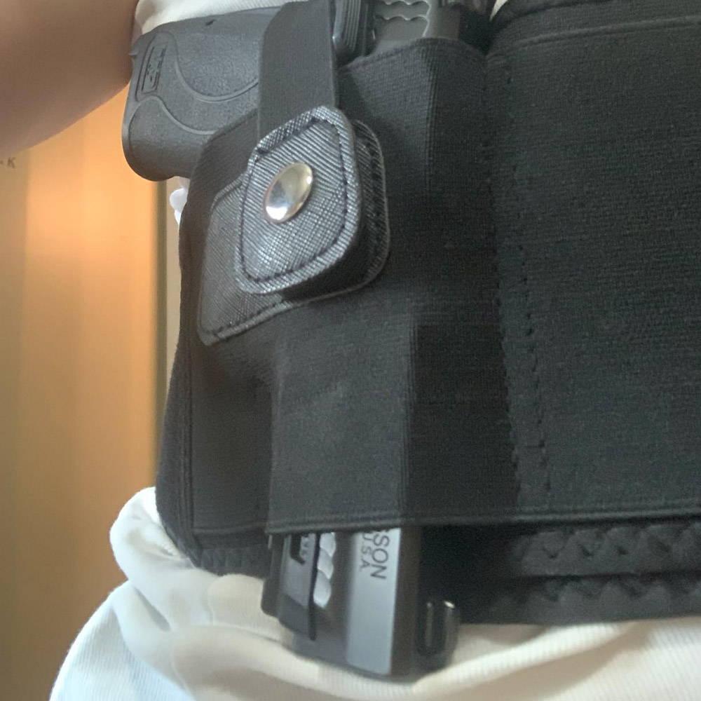 women holsters, women's gun holster, female belly band holster