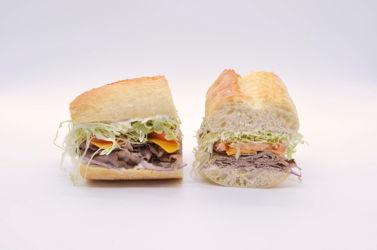 Big Star Sandwich Roast Beef,Cheddar,Creamy Horseradish