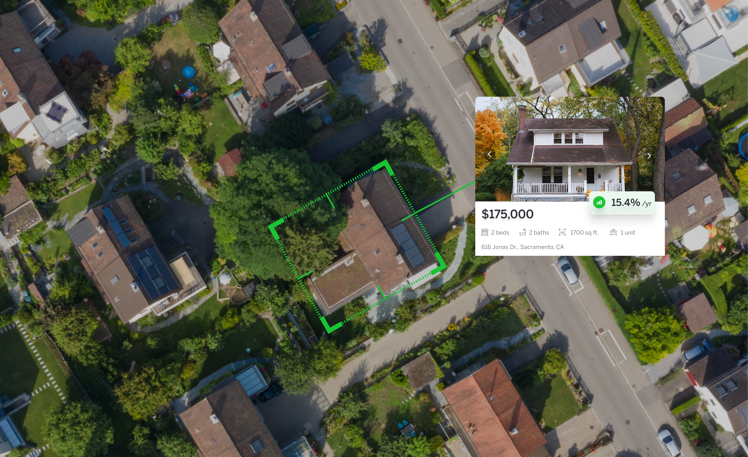 AI Property Search