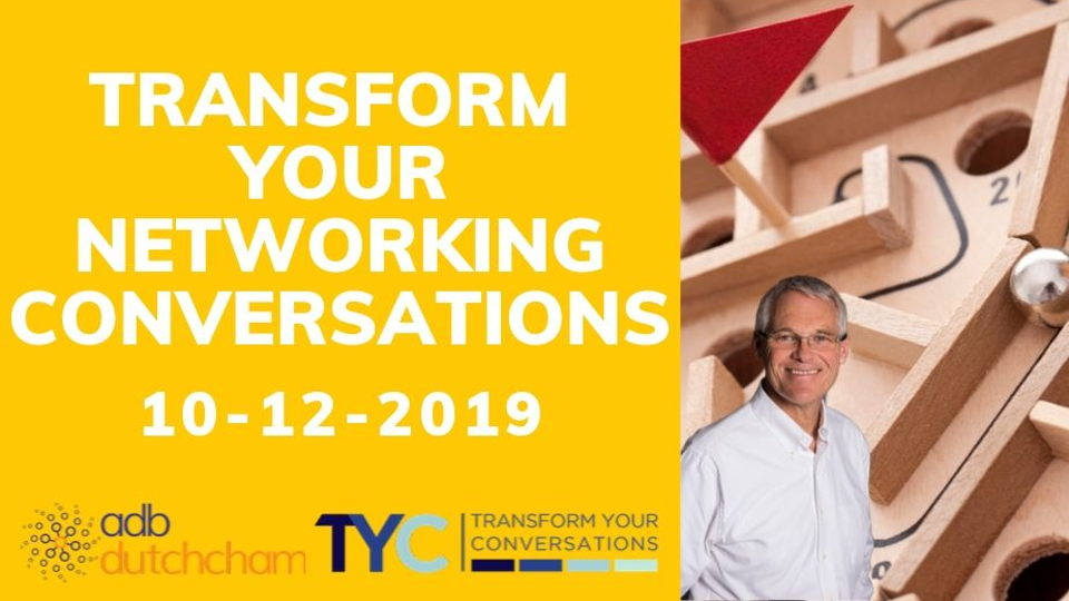 Transform Your Networking Conversations