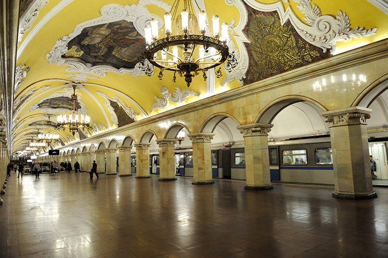 Куда сходить и что посмотреть в Москве в первую очередь