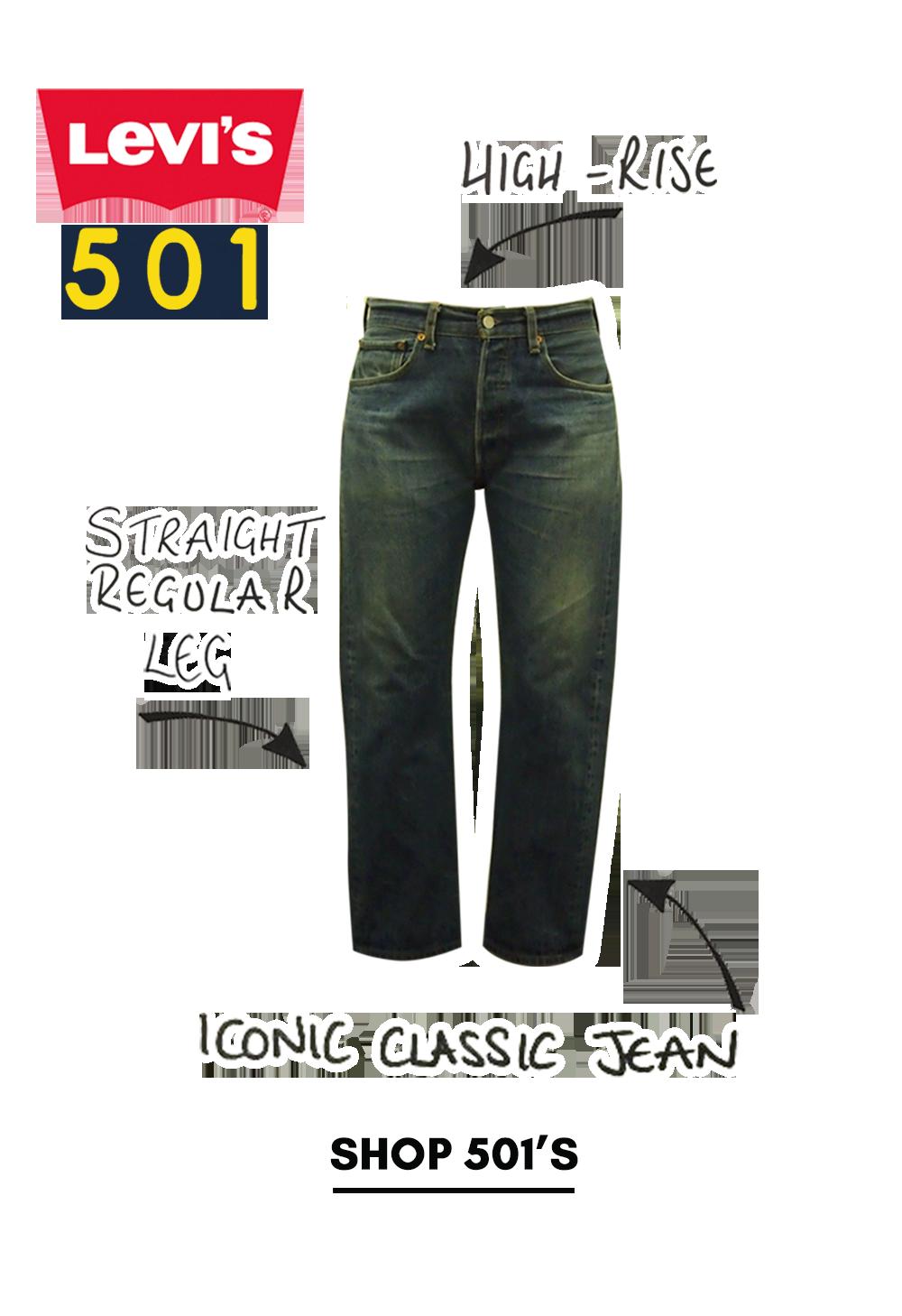Shop Levi 501