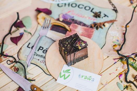 Пирожное Тройной Шоколад