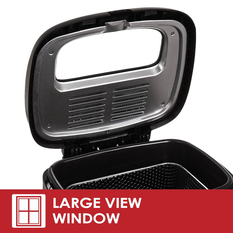 Large View Window