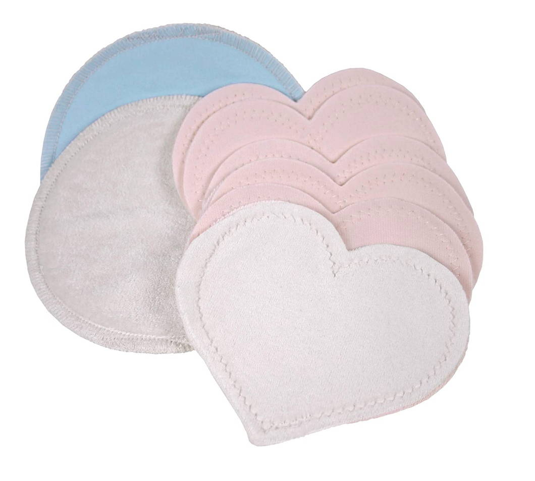 bamboobies scent pads breast pads for bonding with NICU baby through mothers scent