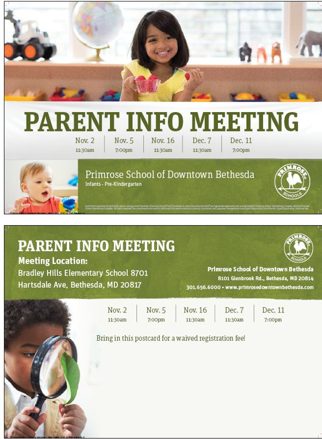 info meeting