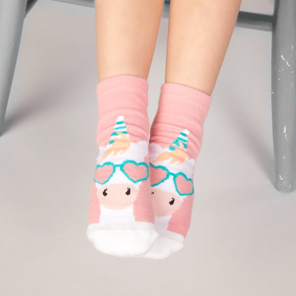 child with youth girl socks