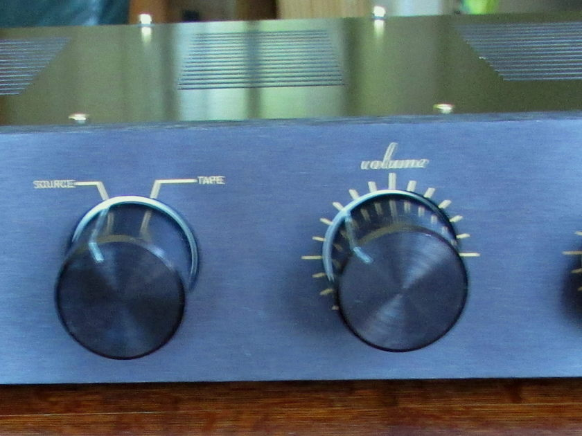 Audible Illusions Modulus 3A with Gold John Curl Phono Boards and factory packaging