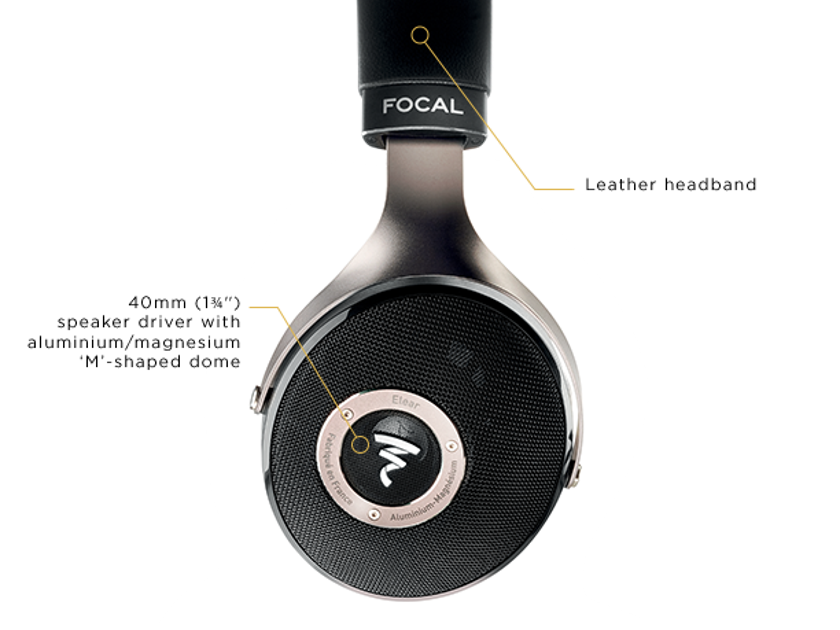 Focal Elear Headphone NEW Factory Sealed **BEST OFFER AVAILABLE**