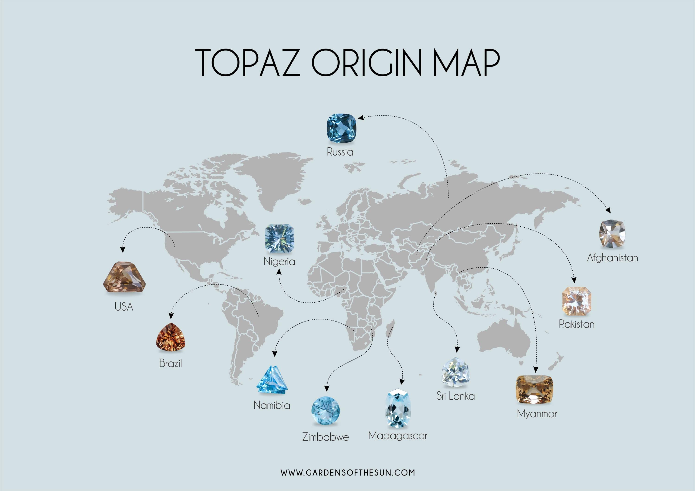 Topaz origins