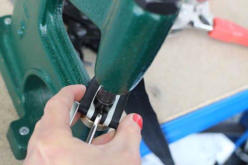 Laura zabo tire recycling upcycling