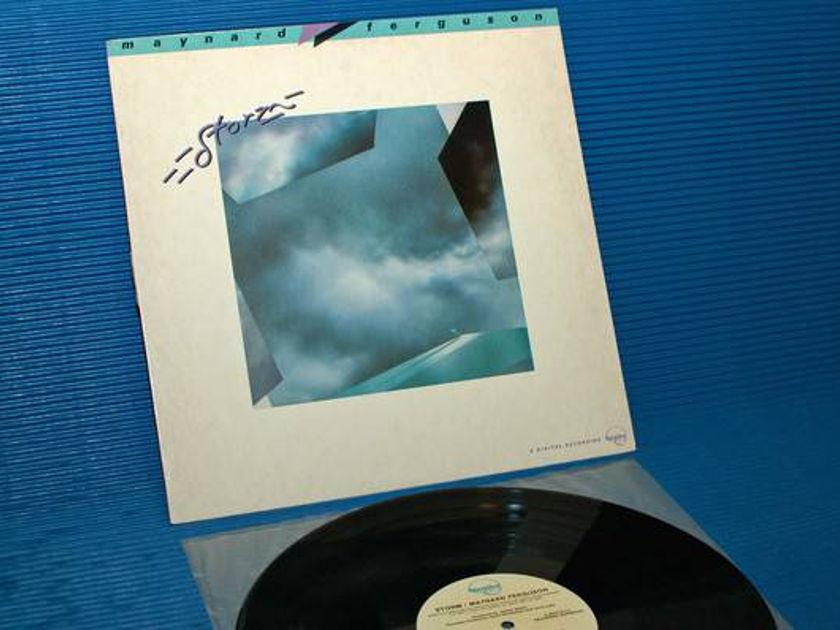 "MAYNARD FERGUSON - - ""Storm"" -  Nautilus Super Disc 1983"