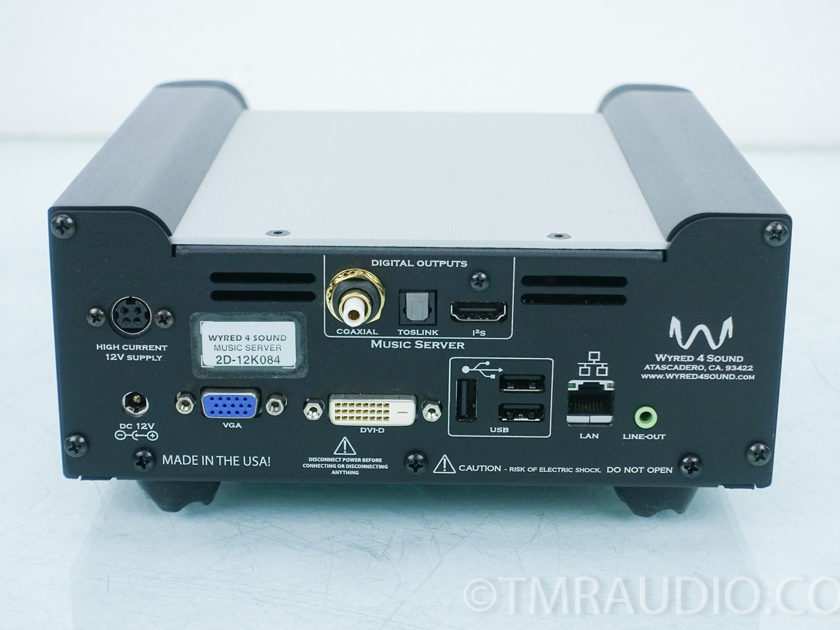 Wyred 4 Sound Music Server (8971)
