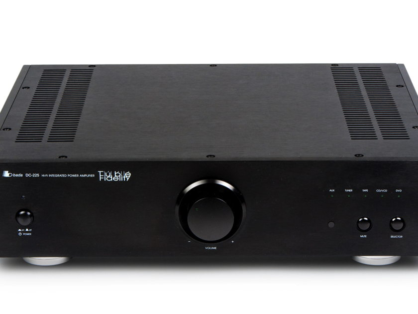 Bada Hybrid Integrated Amplifier DC-225 Tube Preamp / Toshiba Outputs