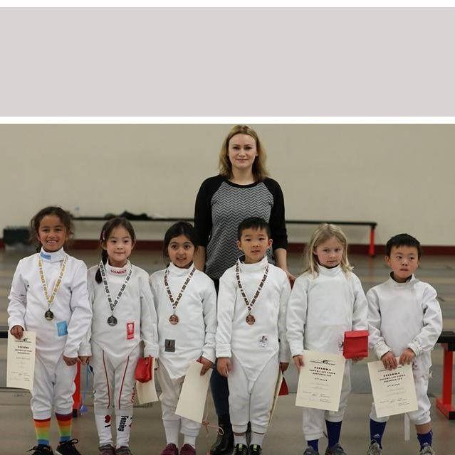 Olga and Children's Class