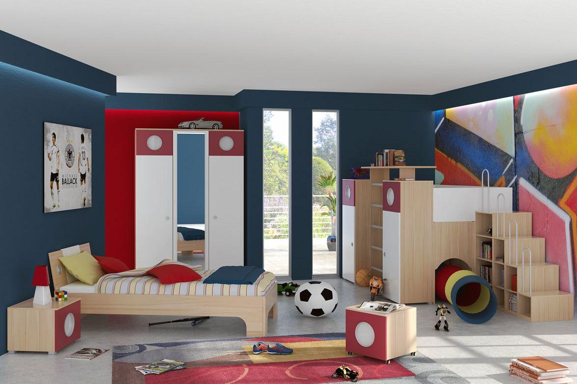 Une chambre d'enfant qui évolue