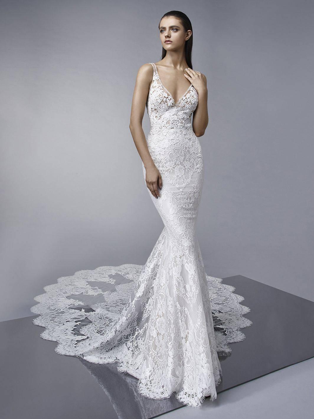 ENZOANI WEDDING DRESS MASHA