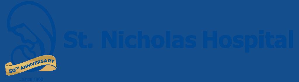 St.nicholas hospital logo 1