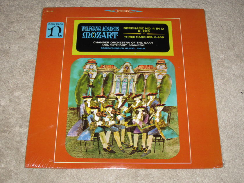 Nonesuch (Sealed) - H-71194 Mozart: Serenade and Marches